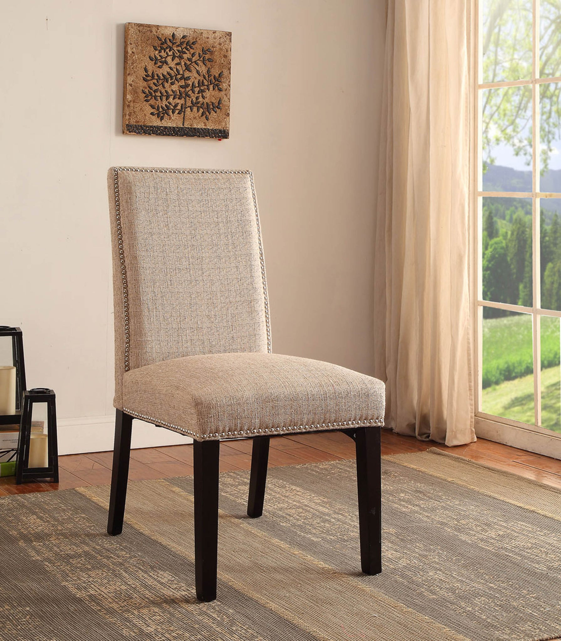 classic damask dining homepop red redgold chair parsons and parson product gold