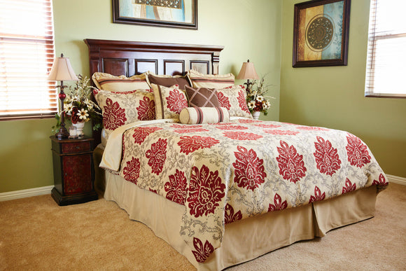 Regal 9 Piece Comforter Set