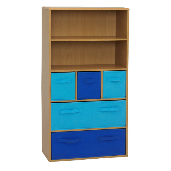 Chase Boy's Storage Bookcase