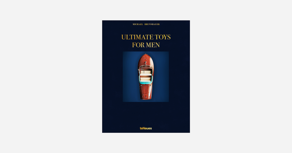 Ultimate Toys for Men Book