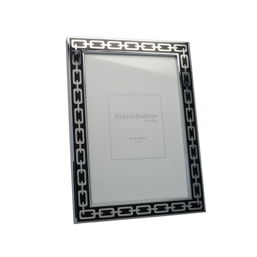 Silver Links Frame