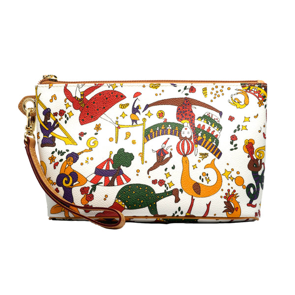 Wristlet Cosmetic Case