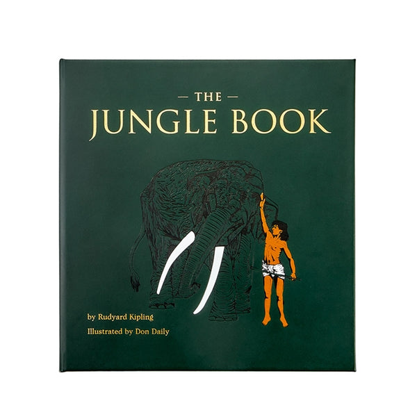 The Jungle Book Genuine Leather