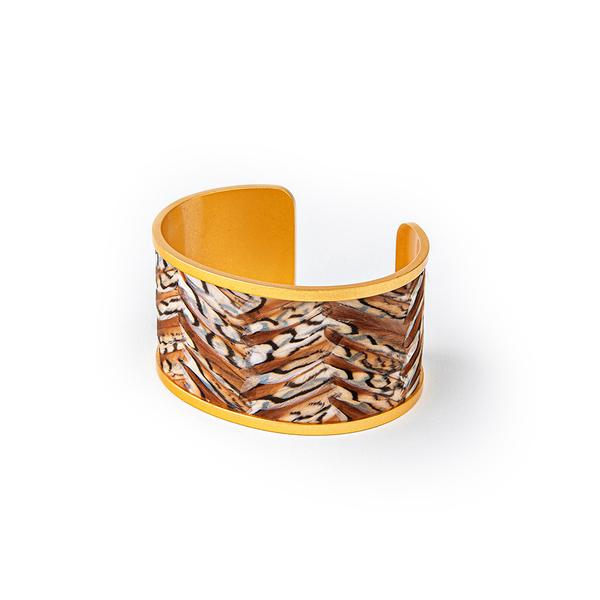 "Brackish ""Julie"" Wide Cuff"