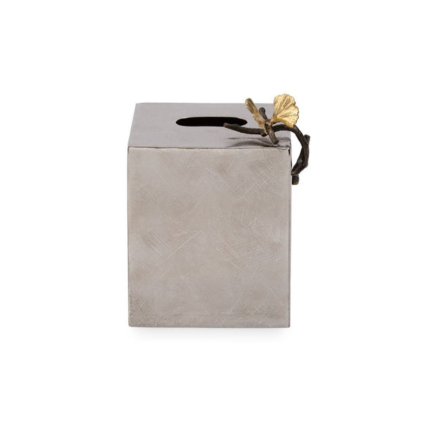 Butterfly Ginkgo Tissue Box