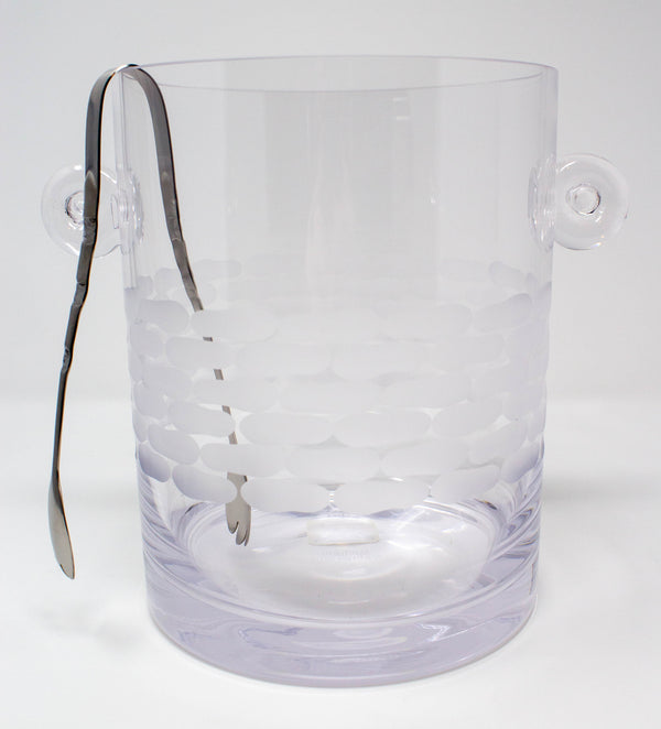 Truro Glass Ice Bucket