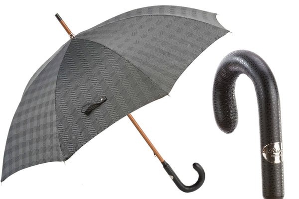 Quality Herringbone Umbrella