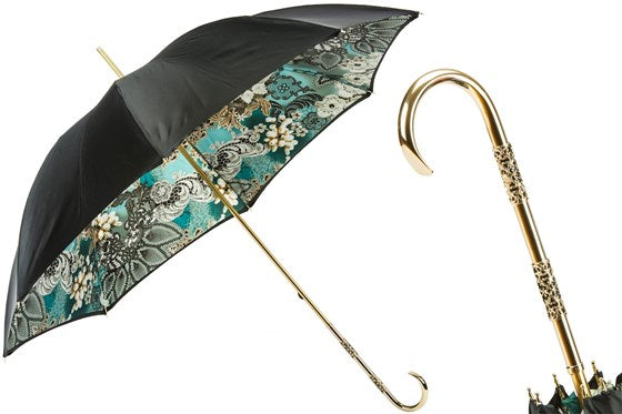 Elegant Internally Flowered Umbrella