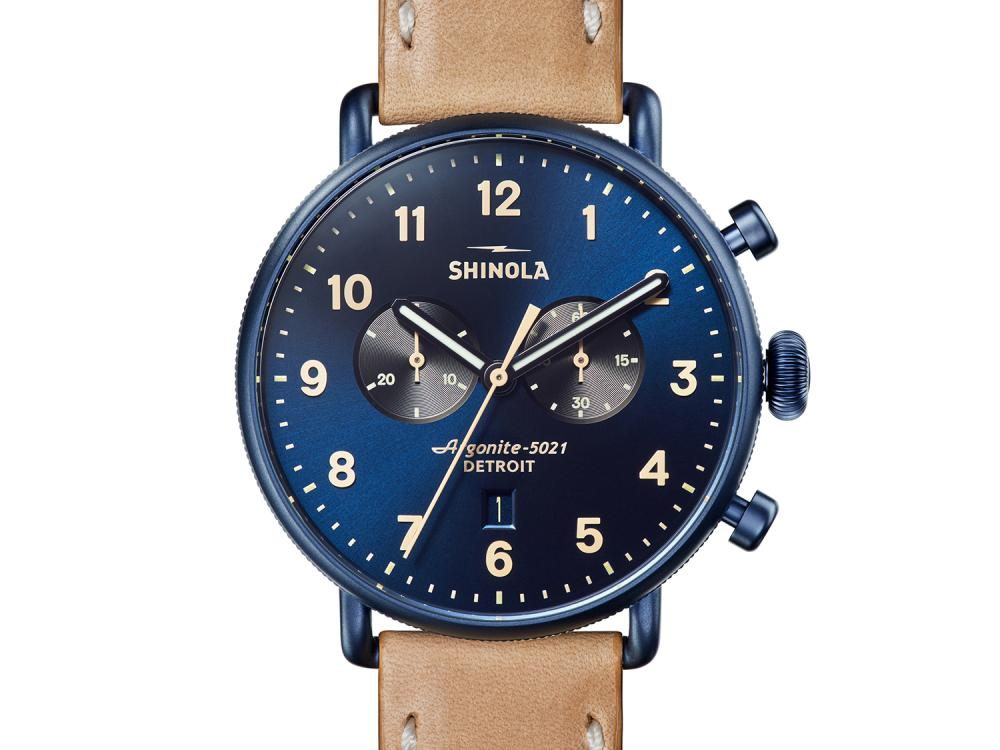 Canfield Chrono 43mm