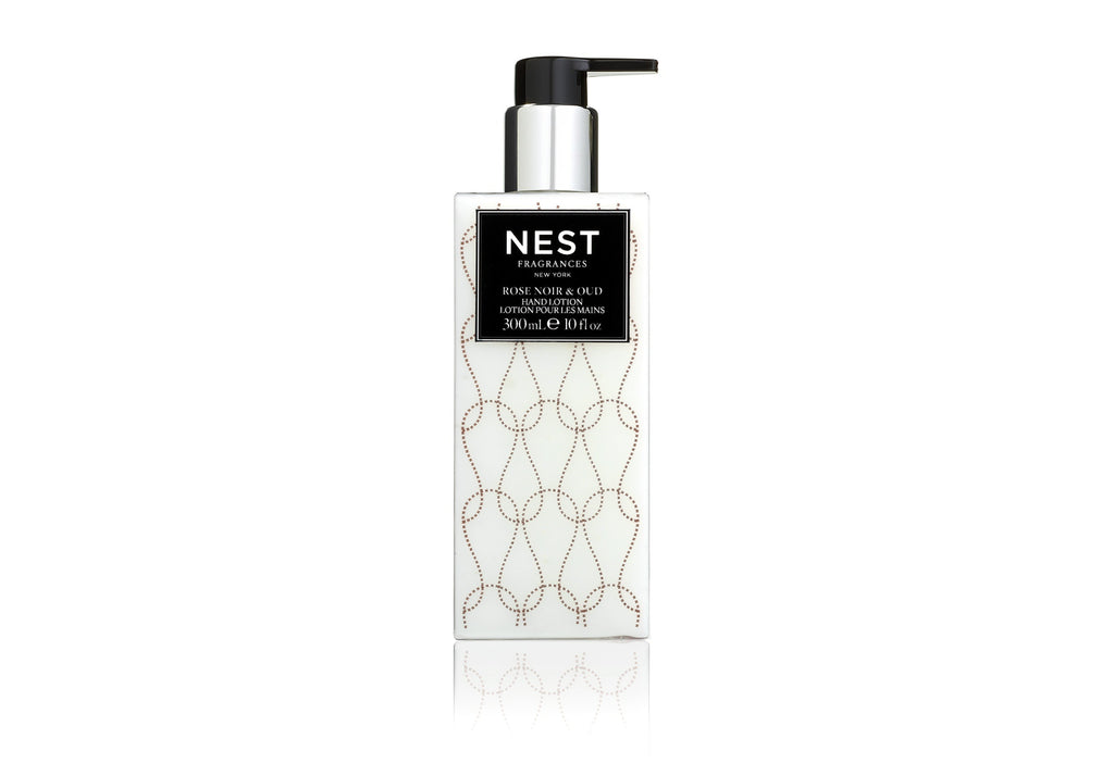 NEST Rose Noir & Oud Hand Lotion