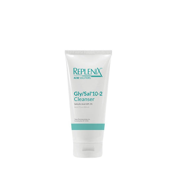 Replenix Acne Solutions GLY/SAL Acne Cleanser 10-2