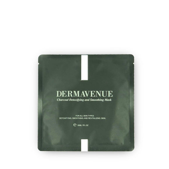 Dermavenue Charcoal Detoxifying & Smoothing Mask