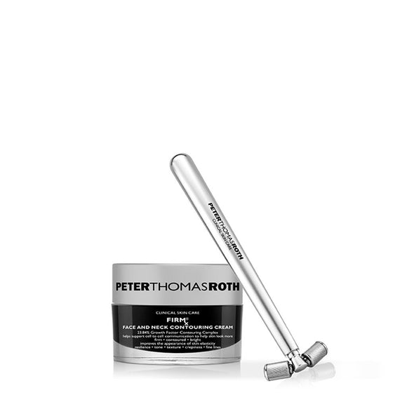 Peter Thomas Roth FirmX Face And Neck Contouring Cream With Tool System