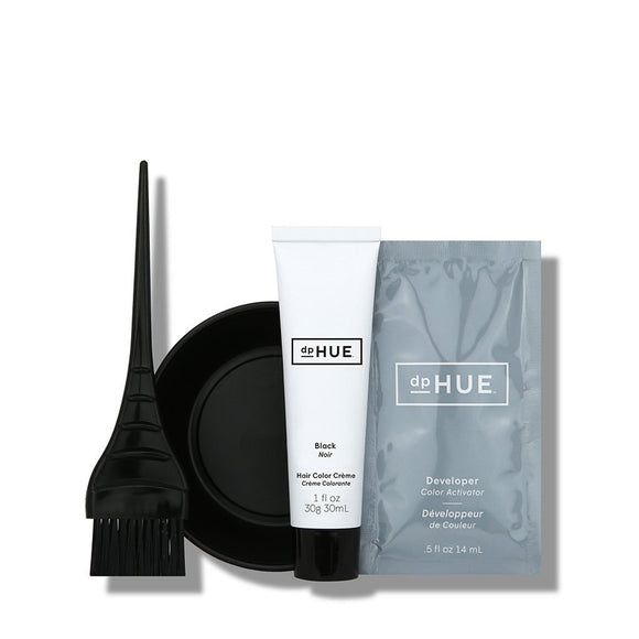 dpHUE Root Touch-Up Kit Black
