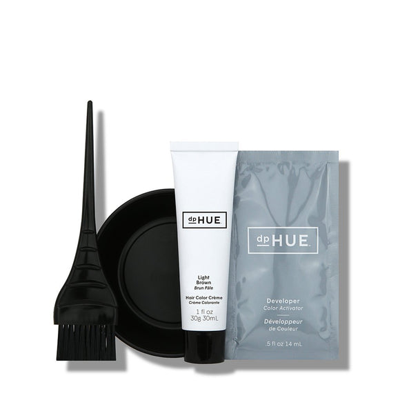 dpHUE Root Touch Up Kit Light Brown