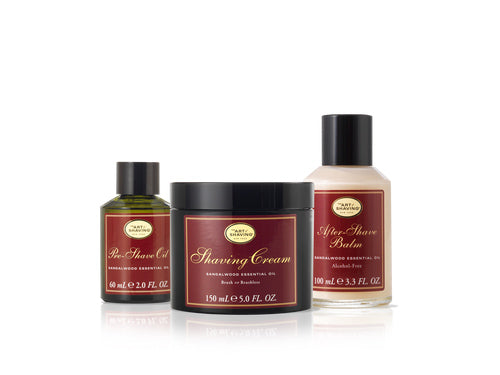 The Art of Shaving Sandalwood Replenishment Bundle