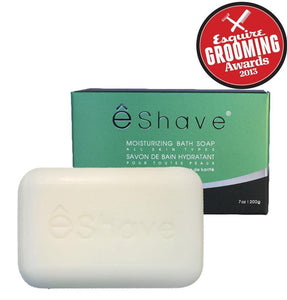 eShave Moisturizing Bath Soap White Tea