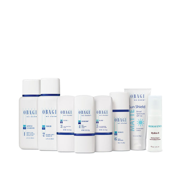 Obagi Nu-Derm Fx System (Normal to Dry) Plus Hydra-S - SHIPS MID DECEMBER