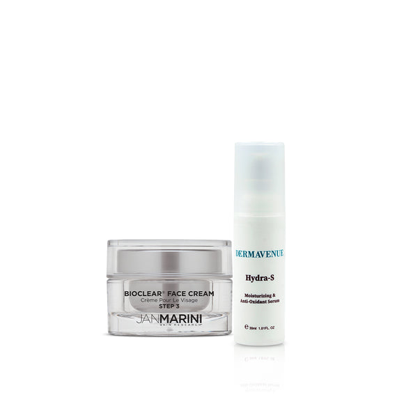 Jan Marini Bioclear Face Cream Plus Hydra-S