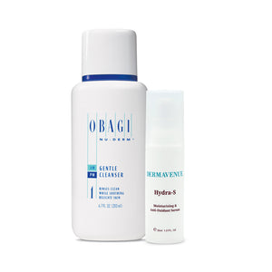 Obagi Nu-Derm Gentle Cleanser Plus Hydra-S
