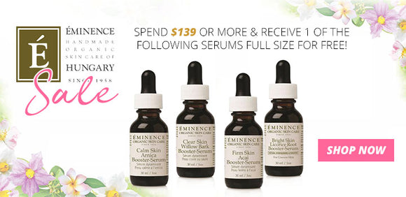 Free Full Size Booster Serum