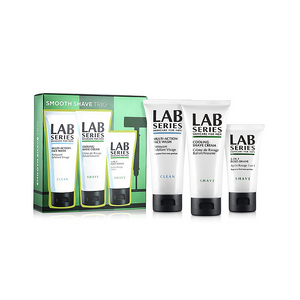 Lab Series Smooth Shave Trio