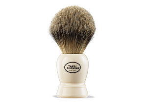 The Art of Shaving Fine Badger Brush Ivory