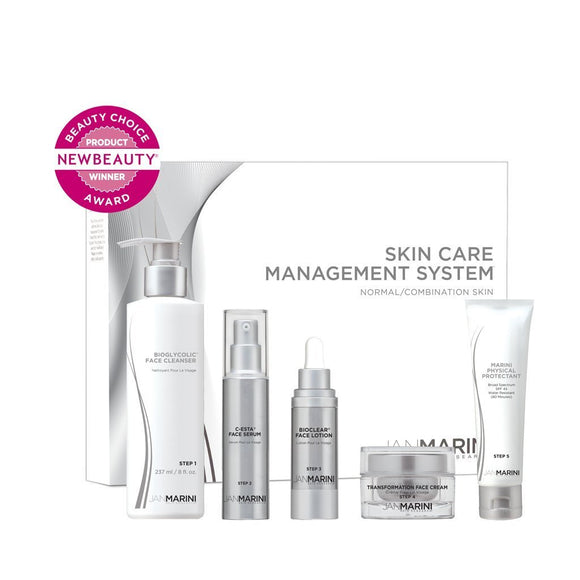 Jan Marini Skin Care Management System - Normal/Combination Skin SPF 45