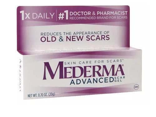 Mederma Advanced Scar Gel 0.7oz