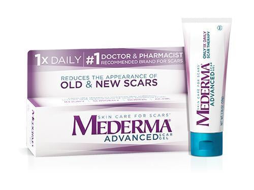 Mederma Advanced Scar Gel 1.7oz