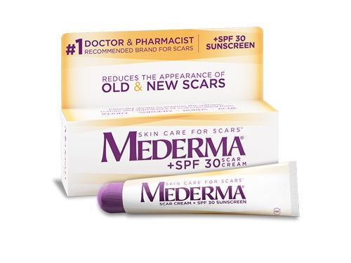 Mederma Scar Cream SPF 30