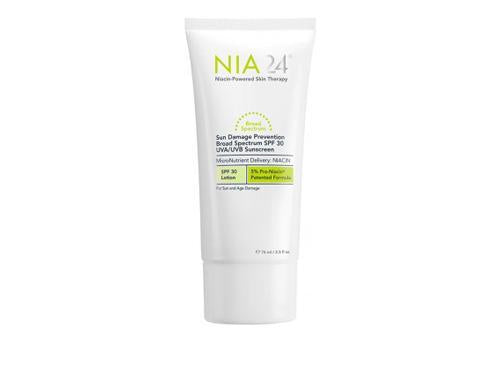 Nia24 Sun Damage Prevention UVA/UVB Sunscreen SPF 30
