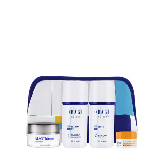 Obagi ELASTIderm Eye Cream Gift Kit - Limited Edition 5-Piece Set