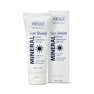 Obagi Sun Shield Mineral Broad Spectrum SPF 50 (3oz)