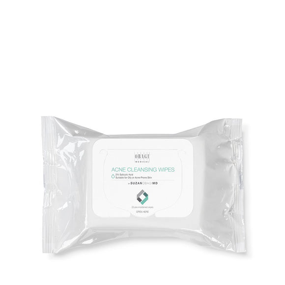 Suzan Obagi Acne Cleansing Wipes