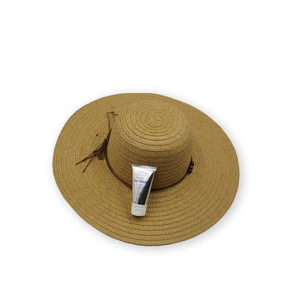 Obagi Sun Shield Broad Spectrum SPF 50 + Spring Hat