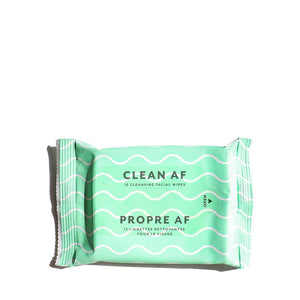Patchology Clean AF facial Cleansing Wipes - Single