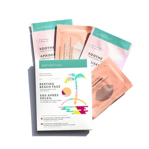 Patchology Resting Beach Face Kit