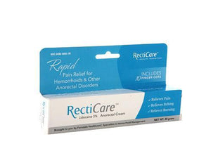 RectiCare 5% Lidocaine Cream
