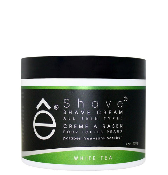 eShave Shaving Cream White Tea (4 oz)
