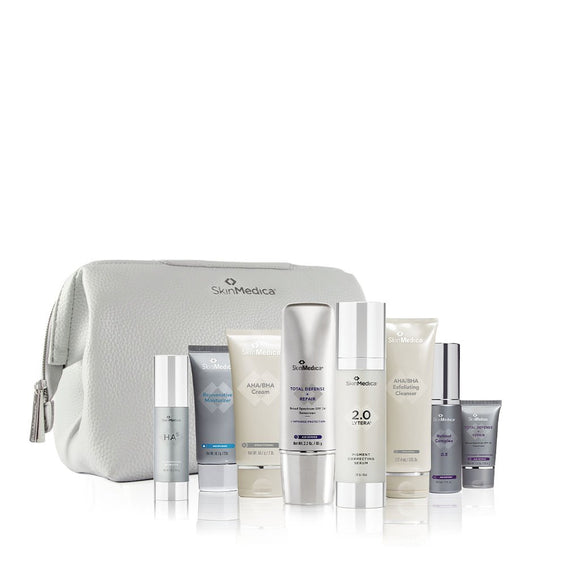 SkinMedica Lytera 2.0 Advanced Pigment Correcting System and HA5 Rejuvenating Hydrator (1oz) Bundle