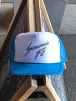 Baby blue Trucker Hat