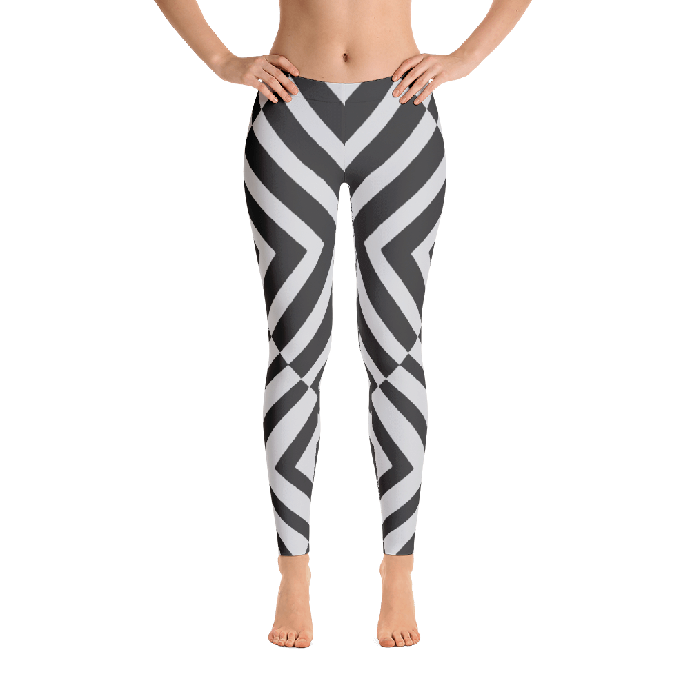 Wearable Art Leggings : Escher