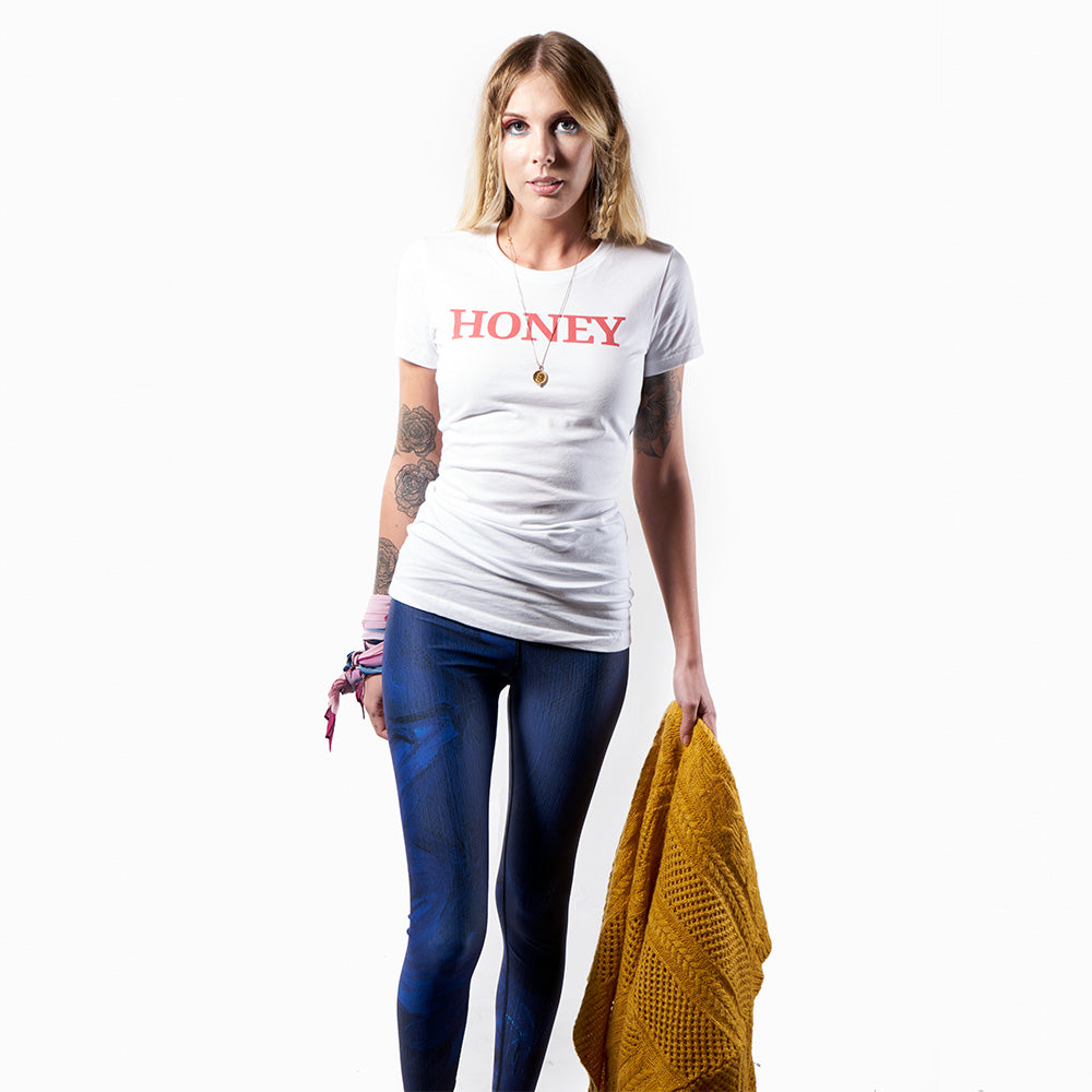 T-Shirt : HONEY