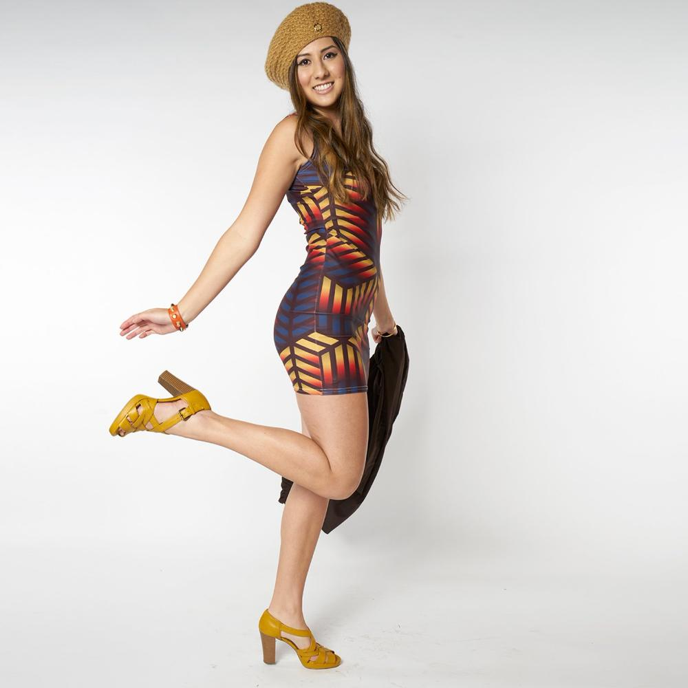 Wearable Art Dress : Sa-Sa-Saturday Night