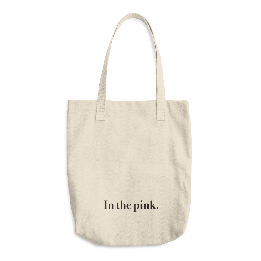Tote : In The Pink