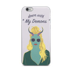 iPhone Case : Down With My Demons