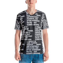 All Over Graphic T-shirt : Always Creative
