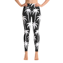 Wearable Art Leggings : Night Drive