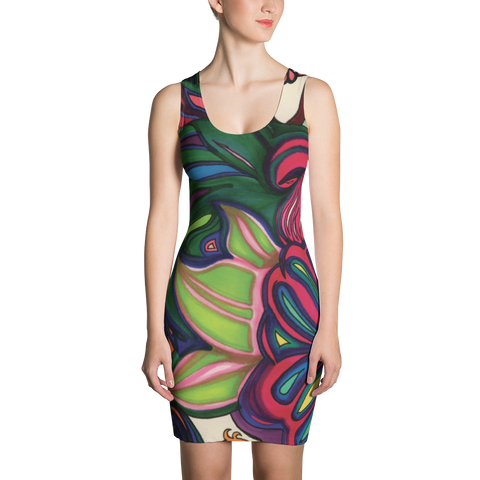 Wearable Art Dress : Transported